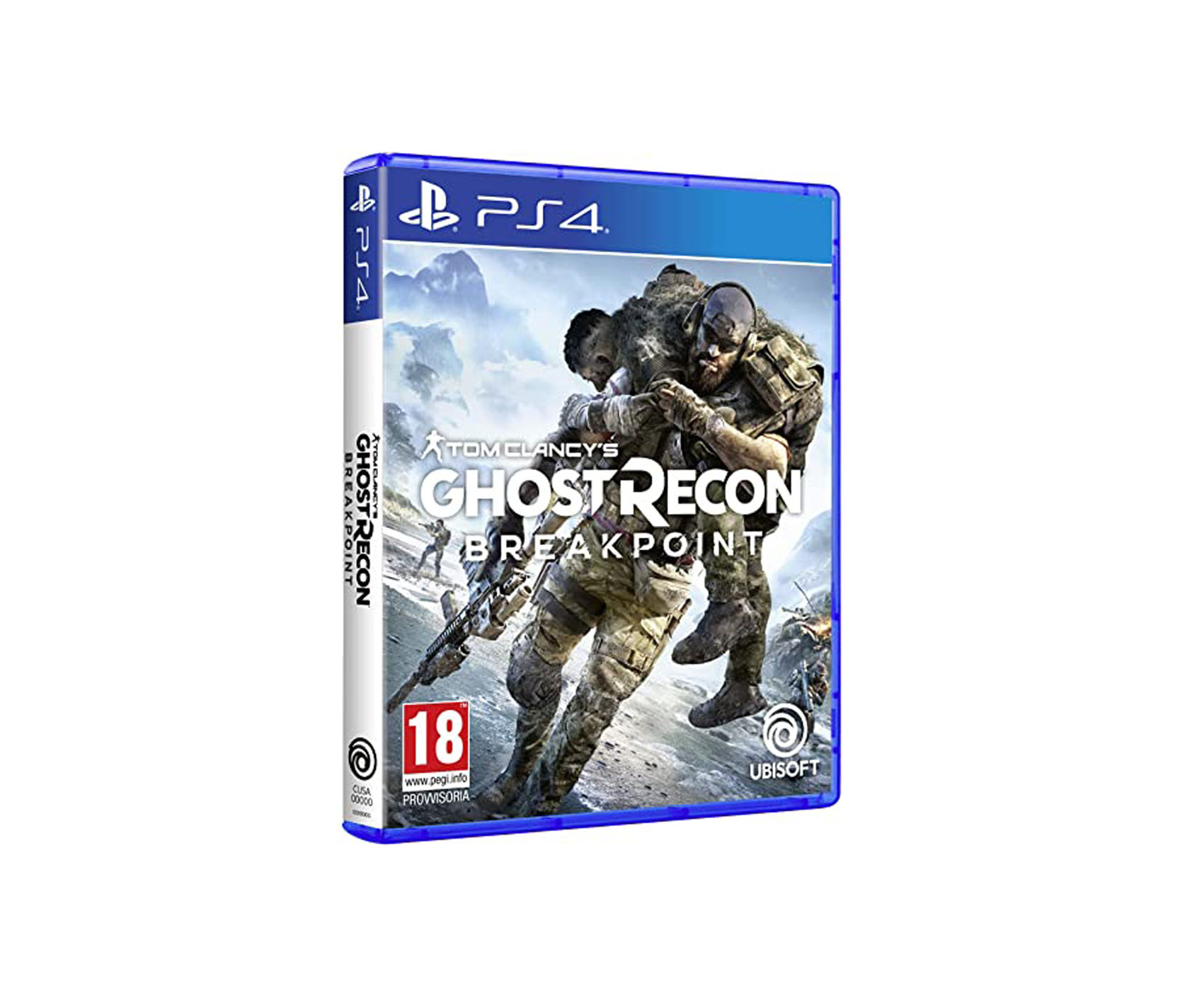 TOM Clancy Ghost Recon Break Point Arabic PS4